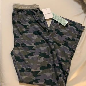 CK Kids size L 10/12 pajama army pants